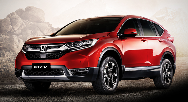 NEW HONDA CRV 1.5 TURBO